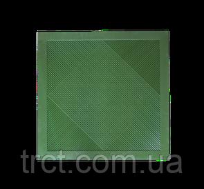 Коврик резиновый диэлектрический 50x50