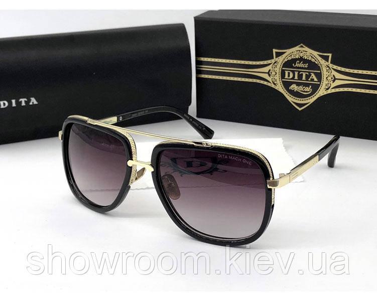 Мужские солнцезащитные очки в стиле Dita (2030)