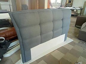 Ліжко Майямі серії Люкс з матрацом і ящиками для білизни, фото 3