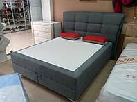 Кровать Маями серии Люкс с матрасом и ящиками для белья