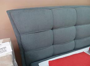 Ліжко Майямі серії Люкс з матрацом і ящиками для білизни, фото 2
