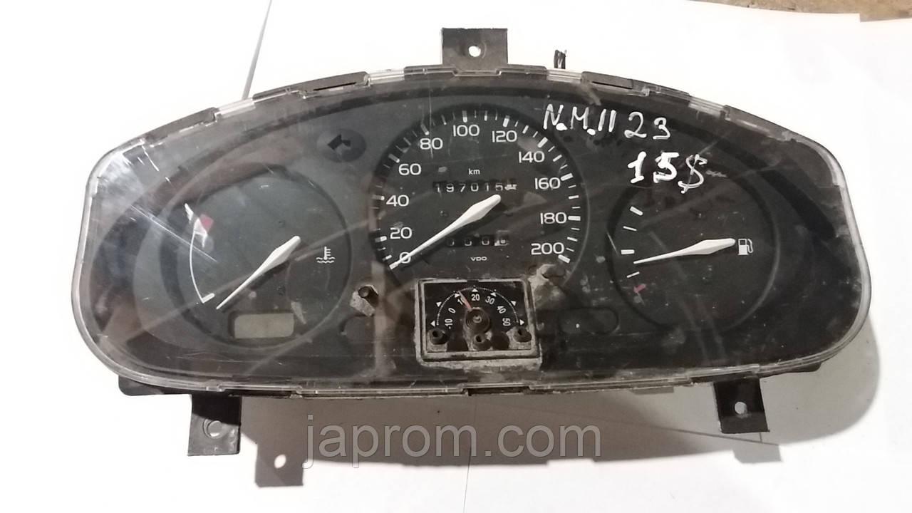 Панель щиток приборов Nissan Micra K11 1992-2002г.в. 906 D