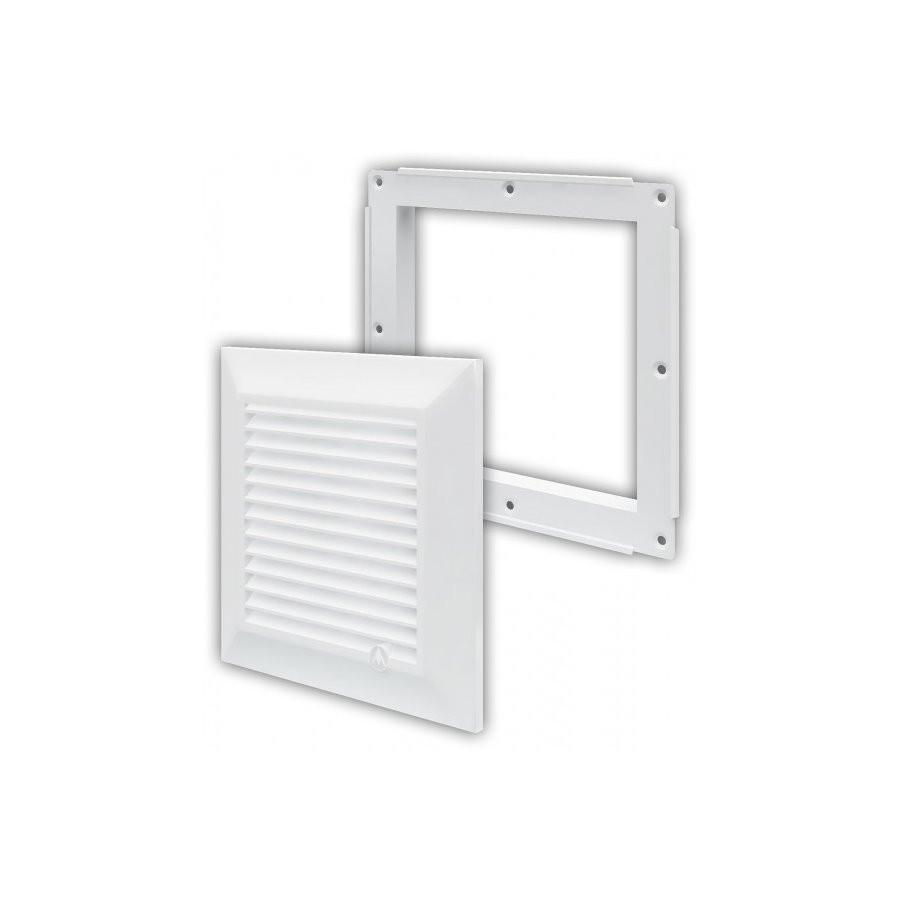 Решетка вентиляционная Dospel Smart Duo 150 (007-4180)