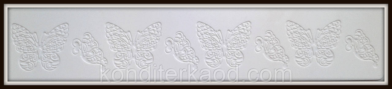 Мат для Айсинга (коврик) Бабочки