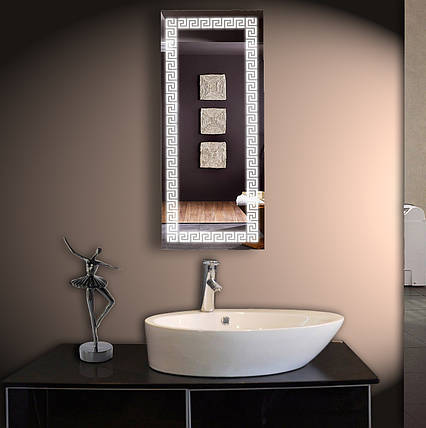 Зеркало LED ver-3063 500х1200, фото 2