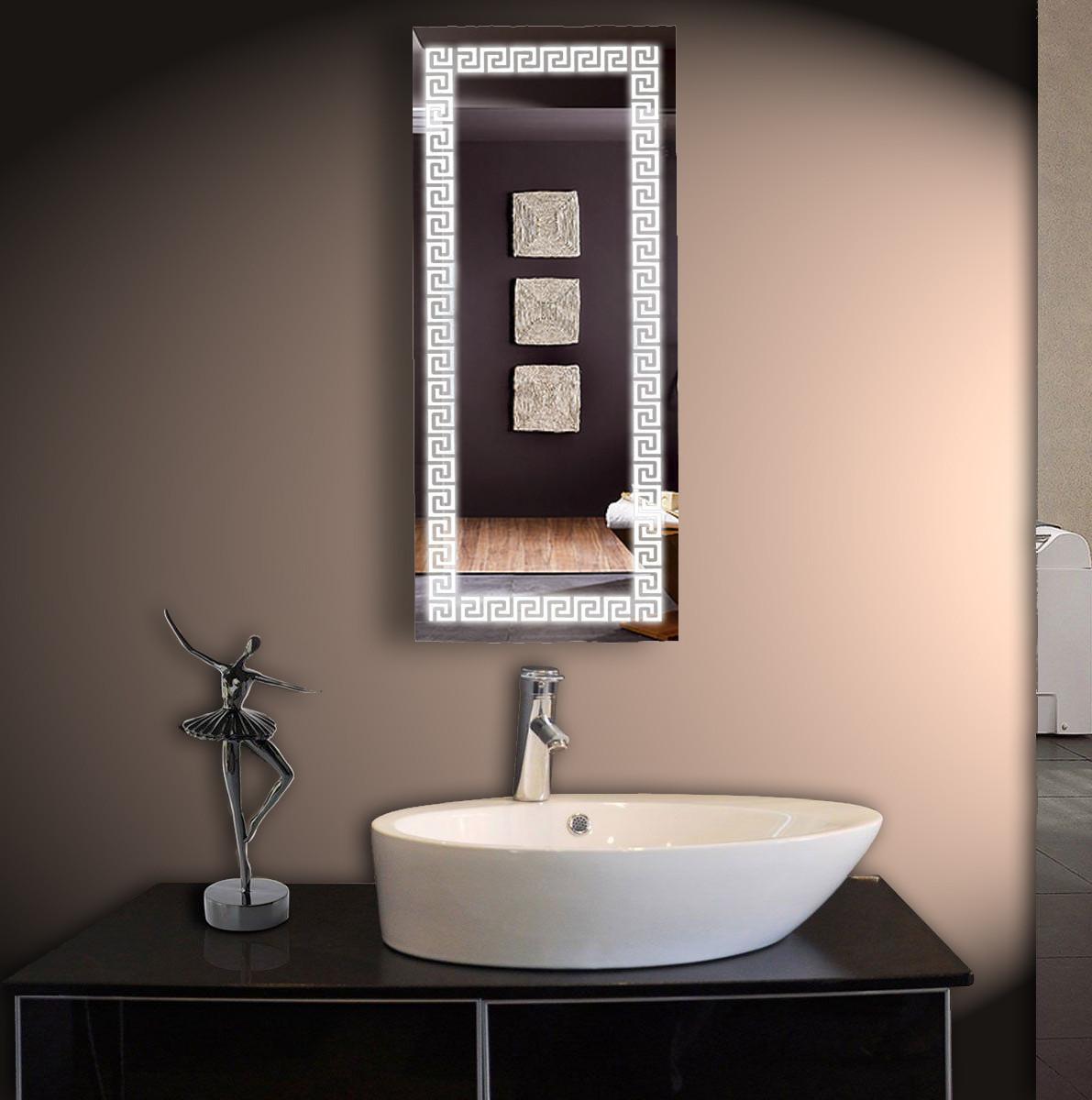 Зеркало LED ver-3063 500х1200