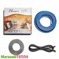 Теплый пол в стяжку Nexans TXLP/2R 17W/m (Норвегия) - двужильный нагревательный кабель 80.8м - 10.1м² (1370Вт)