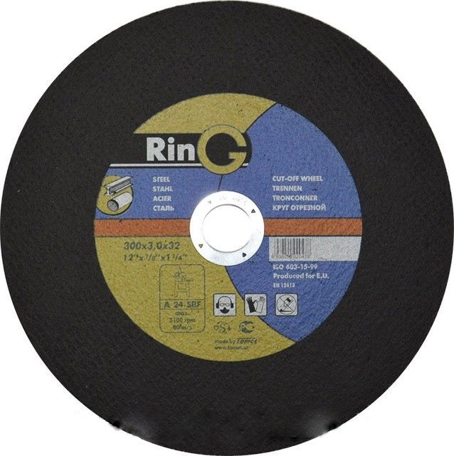 Круг отрезной Ring 400 x 4,0 x 32