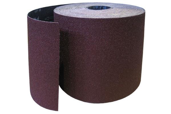 Наждачная бумага (шлифшкурка) 250мм*50м Р180  TRITON-TOOLS