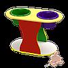 Детский столик для игры с водой и песком