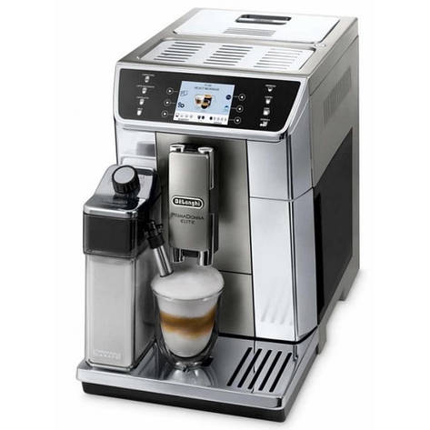 Кофемашина автоматическая Delonghi PrimaDonna Elite ECAM 650.55.MS, фото 2
