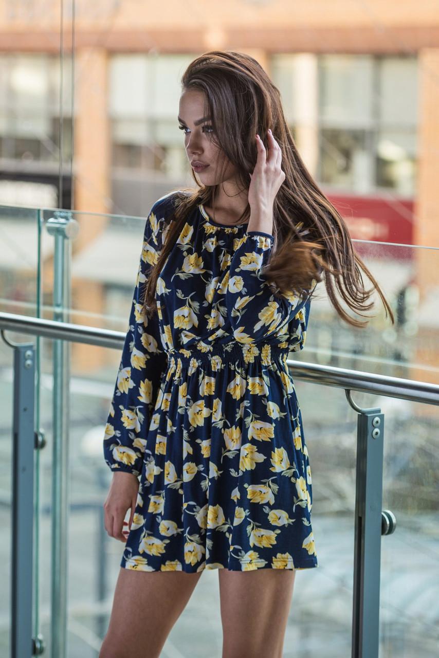 """Трикотажное платье """"Алсу"""""""
