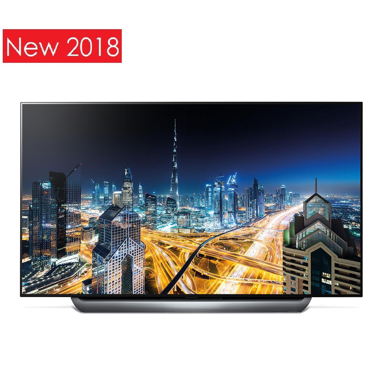 Телевизор LG OLED77С8PLA (120Гц, 4K Cinema HDR,a9 Processor, HDR10 Pro, Dolby Atmos®, 2.2 40Вт)