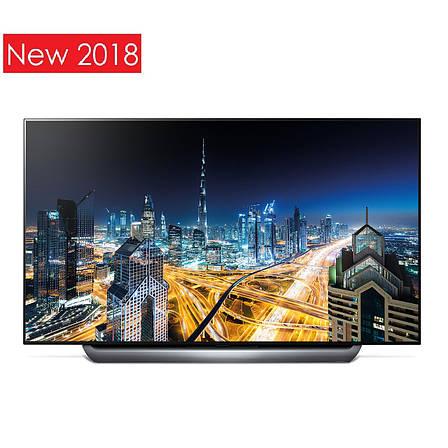 Телевизор LG OLED77С8PLA (120Гц, 4K Cinema HDR,a9 Processor, HDR10 Pro, Dolby Atmos®, 2.2 40Вт), фото 2