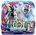 Кукла Enchantimals Зелена Зебра с большой зверюшкой FKY75, фото 10