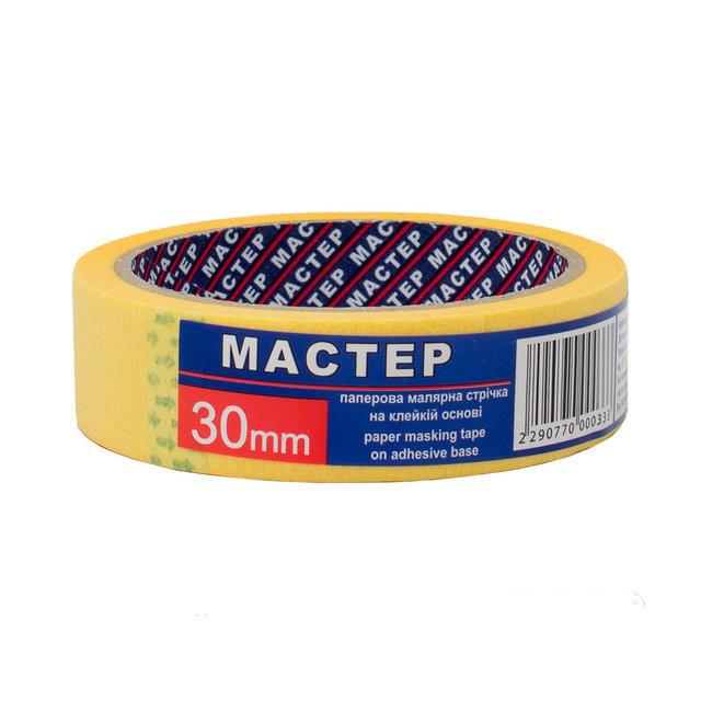 """Лента малярная  """"Мастер"""" 30/40м (48/8)"""