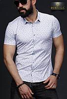 Мужская рубашка Турция хлопок