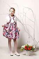 Детское платье с болеро Kolibri 0714