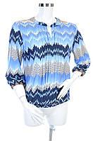 Женская футболка 6597  Голубой, 50