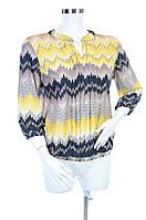 Женская футболка 6597  Желтый, 52