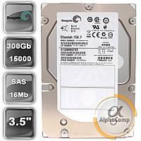 "Жесткий диск 3.5"" 300Gb Seagate Cheetah 15K.7 ST3300657SS (SAS) б/у"