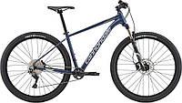 Велосипед 29'' Cannondale TRAIL 4 рама - L 2018 SLA сіро-синій