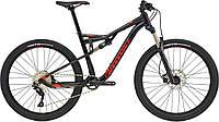 Велосипед 27,5'' Cannondale HABIT 6 рама - M 2018 BLK чорний