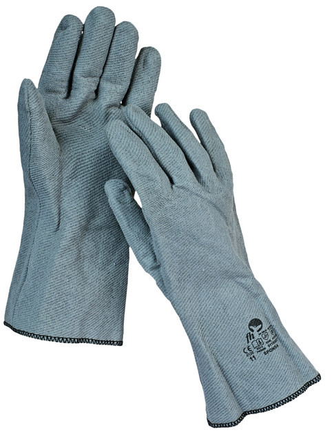 Перчатки с защитой от высокой температуры