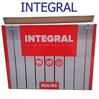 Алюминиевый радиатор Integral 500*80 Польша