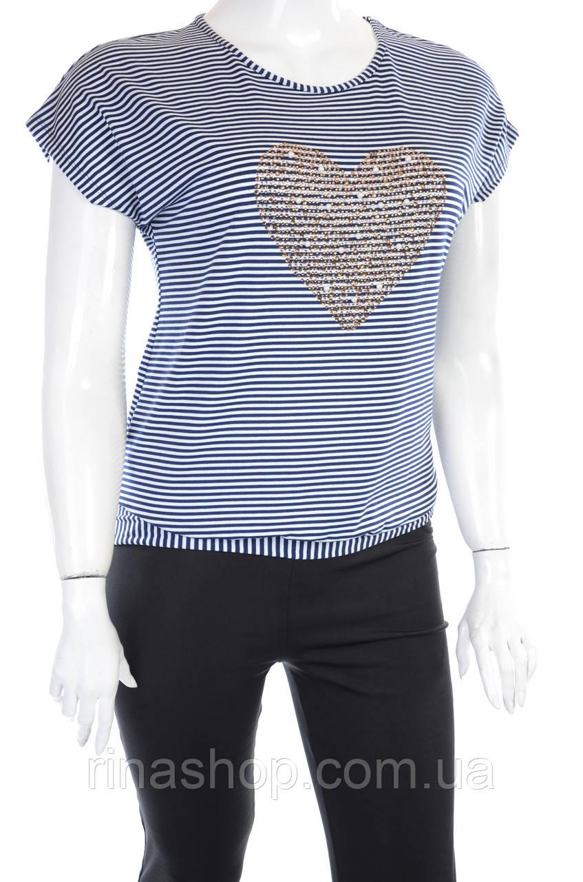 Женская футболка 7114