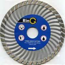 Круг алмазный Ring турбо 115*7*22,2