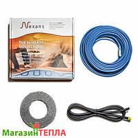 Теплый пол в стяжку Nexans TXLP/1 17W/m (Норвегия) - одножильный нагревательный кабель, фото 1