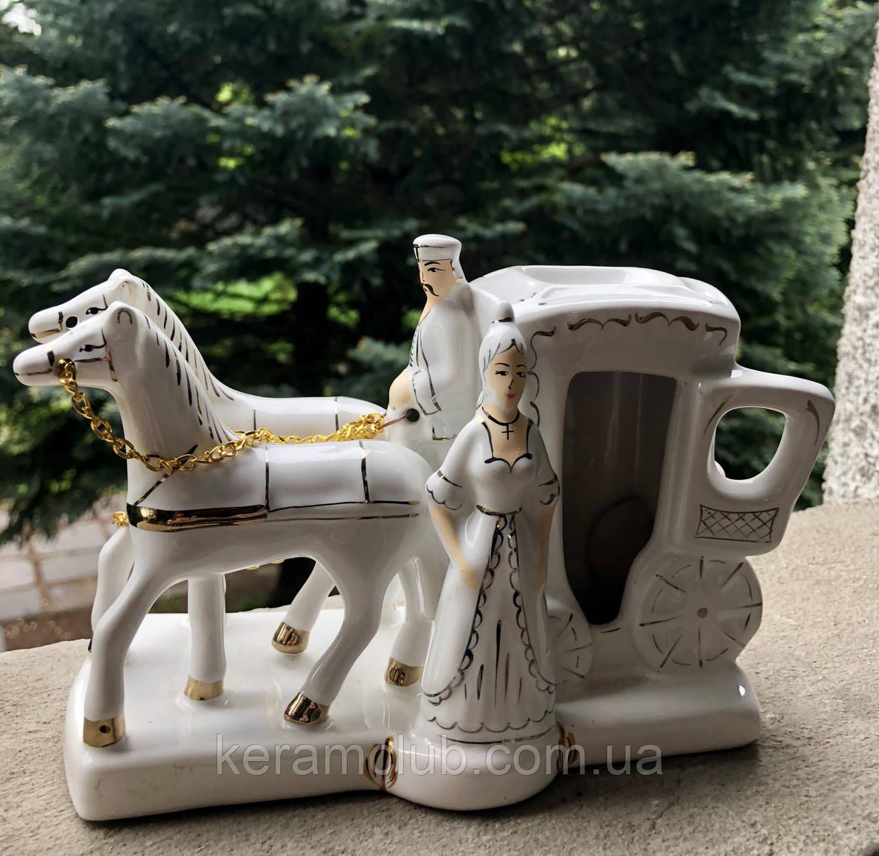 Аромалампа Лошади