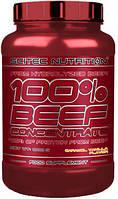 Scitec Nutrition 100% Beef Concentrate 1000гр говяжий протеин