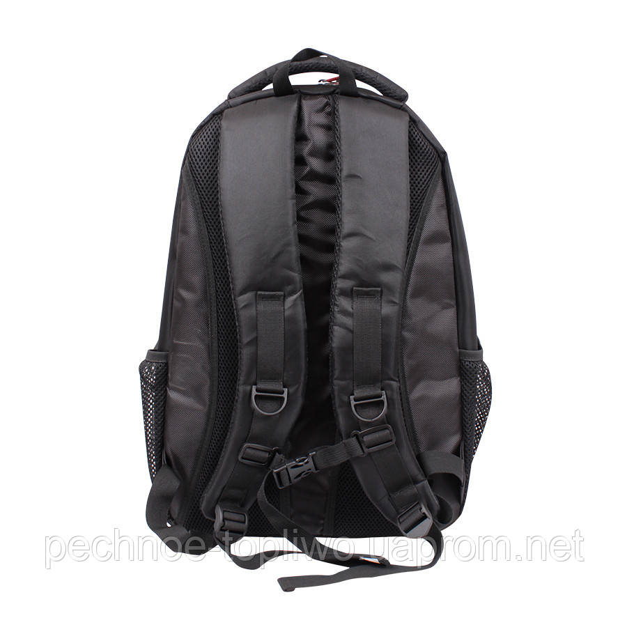 Черный рюкзак ФОТО