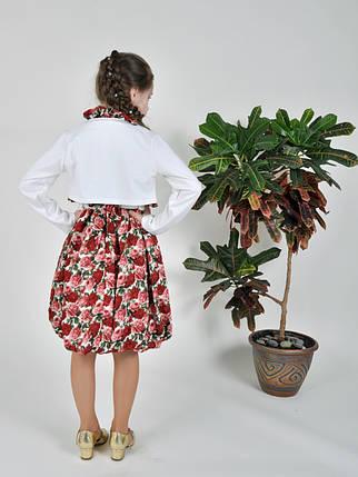 Детское платье с болеро Kolibri 0714a, фото 2