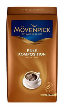 Кофе молотый Movenpick Edle Komposition 500 g , фото 2