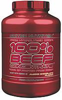 Scitec Nutrition 100% Beef Concentrate 2000гр говяжий протеин