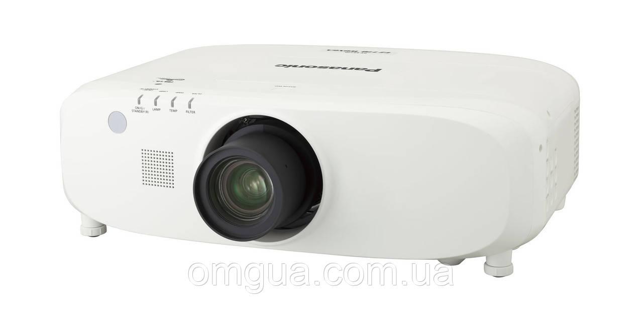 Проектор Panasonic PT-EZ770ZLE - OMG — проекторы, проекционные экраны, интерактивные доски,  уличные рекламные видеопроекторы в Киеве