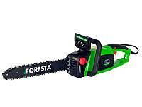 """Электропила Foresta 16"""" 2.6 кВт (прямой двигатель)"""