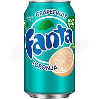 Газировка Fanta Grapefruit 355ml