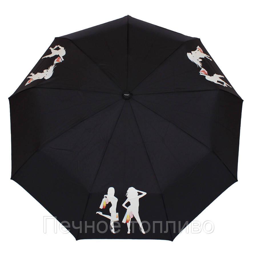 Зонт складной автомат Девушки