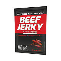 Beef Jerky original Scitec Nutrition, Вяленая говядина