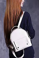 Кожаный городской рюкзак Камелия, фото 1