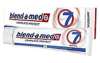Зубная паста для десен Blend-a-med complete 7 original 100 мл
