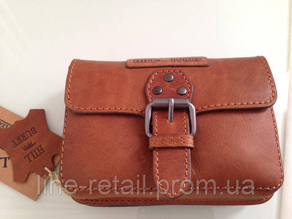 Кожаная мужская сумка-кошелек на пояс от Hill Burry - купить по ... 01a8fb2aac1