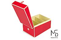 Коробка-саквояж