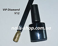 Диамантовый гель-лак Diamond VIP 12