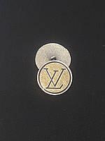 Бронзовые пуговицы LOUIS VUITTON, коллекция 2018, пуговицы на жакет, платье, юбку и другие изделия