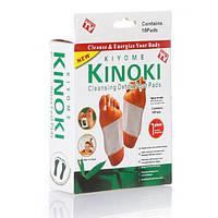 Пластырь для выведения токсинов Kinoki, лечебный пластырь киноки, Kinoki detox